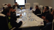 """The first meeting of  the """"Coordination of economic development initiatives, SME development and employment"""" within the project funded by the EU"""