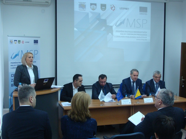 PROJECT PRESENTED SUPPORT THE DEVELOPMENT FAST GROWING SME and LOCAL BUSINESS ENVIRONMENT - FGSMEs