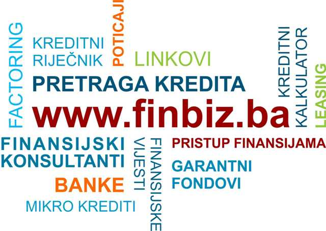 Access to finance for small and medium enterprises in B&H